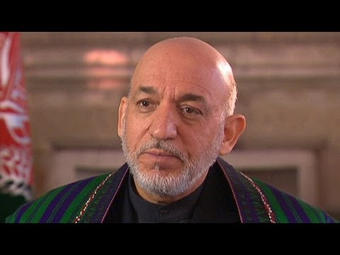 Full Interview with Hamid Karzai