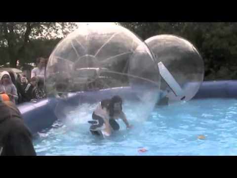 Water Bubble Zorbing