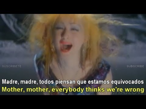 Cyndi Lauper - What39s Going On Lyrics English - EspaГol Subtitulado