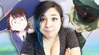 What Anime is Worth Watching? I OTAKU MONTHLY FAVORITES