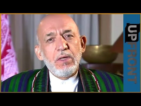 UpFront - Headliner: Former Afghan President Hamid Karzai
