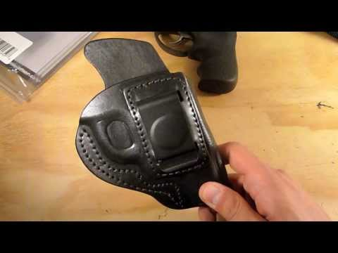 Tagua Holster IWB holster (LCR)