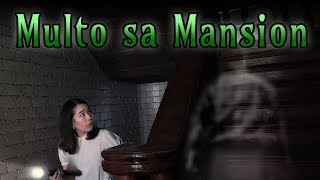 Haunted Mansion Tour | Multo Nakunan sa Kamera!