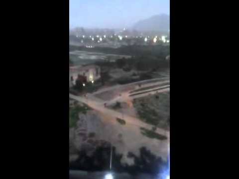 Grandine a Palermo epifania 2012 savanda - YouTube.wmv