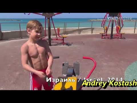 Những đứa trẻ mạnh nhất thế giới 2018/ World's strongest kids 2018