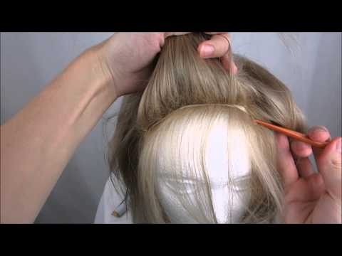 Wig tutorial: Coloring roots with Alcohol-based markers