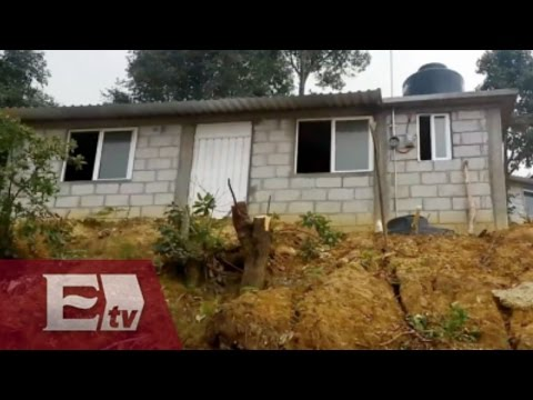 Asesinato de una familia de cutro integrantes en Guerrero / Vianey Esquinca