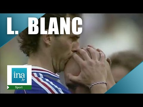 Laurent Blanc, une vie en football | Archive INA