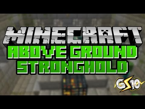 Minecraft 1.6.2 Seed Spotlight: Above Ground Stronghold (Episode 1)