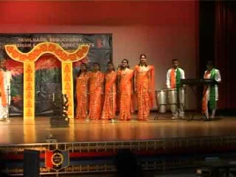 NCC RD CAMP 2010 GROUP SONG OF TAMILNADU