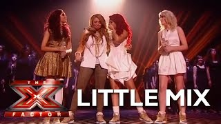 Little Mix's X Factor Journey | The X Factor UK