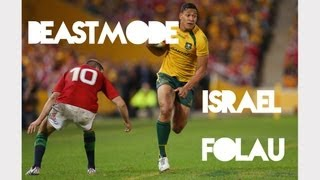 Beast Mode | Israel Folau