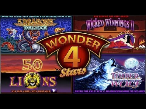 Play wonder 4 slots online paddy power slots free play