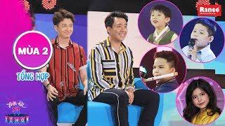 Biệt Tài Tí Hon 2 | Hot: Những tài năng nhí đỉnh của đỉnh khiến Trấn Thành, Ngô Kiến Huy kinh ngạc