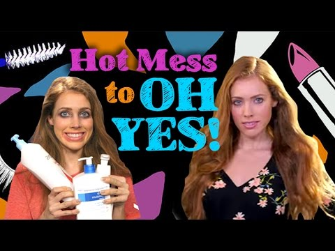 Go From Hot Mess to Oh Yes in Your Boyfriend's Bathroom!