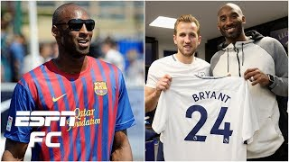 Remembering Kobe Bryant's close bond with European football | ESPN FC