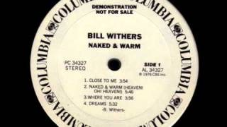 Watch Bill Withers Dreams video