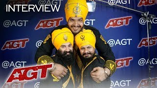 Interview: Bir Khalsa Teases Their Next Dangerous Act - America's Got Talent 2019