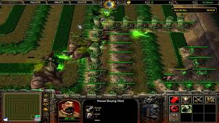 Warcraft 3 Stay Alive Walkthrough