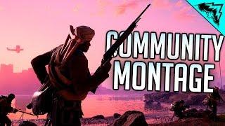 Battlefield 1 Epic Moments Community Montage [Ascend Edit] (Montage 8)