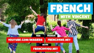 30 Minutes To Learn French With 100 Phrases # Vol 1