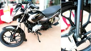 Bajaj Platina 110 With Anti-Skid Braking System I Walkaround Review - 2019 I Auto Travel Tech