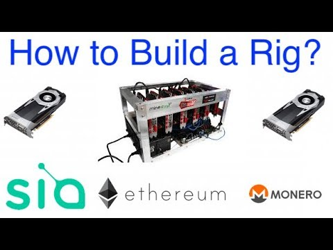 How to Build Your Own Mining Rig | Step By Step |