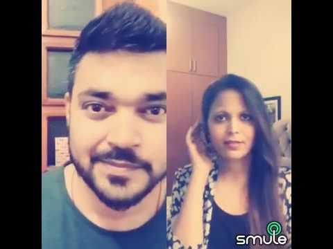 Mohabbatein   humko humise chura lo on Sing! Karaoke by Priyanka BJ and anshu2020   Smule