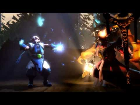 Dota 2 - Clash of Heroes [SFM]