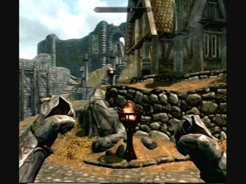HACKED SKYRIM PS3 SAVE! LEVEL 81/ 51 UNSPENT PERKS