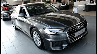 2019 New Audi A6 Exterior and Interior