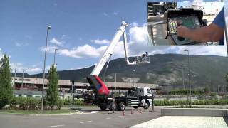 High Range truck-mounted platform B-LIFT 430
