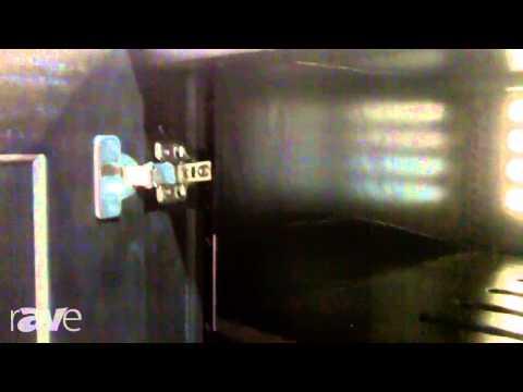 CEDIA 2013: SANUS Shows Off the Cadenza Line of Furniture