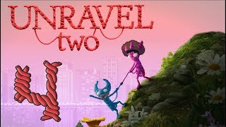 Unravel Two: Ghost Story - Episode 4 - Frienemies