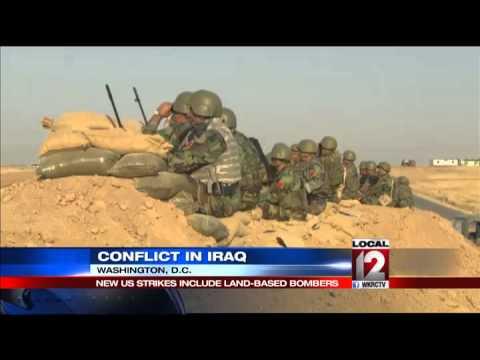 Iraqi forces reclaim control of Mosul Dam