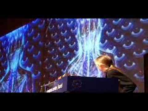 Dr Albert Hofmann LSD 100 Birthday Alex Grey Spirit of Basel Symposium 2006.