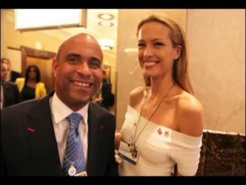 WHAT'S WRONG WITH PRIME MINISTER LAURENT LAMOTHE & MODEL PETRA NEMCOVA BEEING IN LOVE
