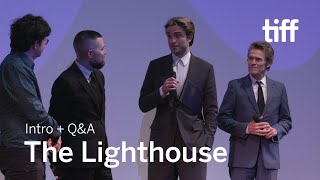 [SPOILERS] THE LIGHTHOUSE Cast and Crew Q&A | TIFF 2019