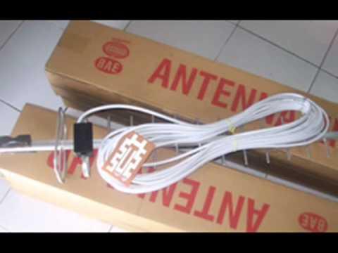 Antena Penguat Sinyal Modem Youtube