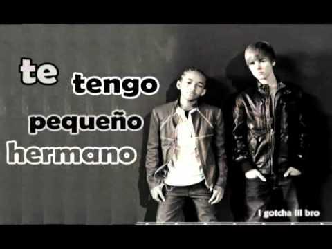 Justin Bieber - Never Say Never (en Español) video