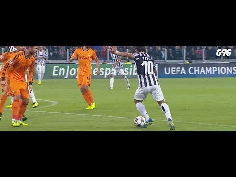 Carlos Tevez vs Real Madrid (H) 13-14 HD (English Commentary)