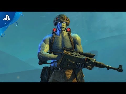 Rogue Trooper Redux – 101 Trailer | PS4