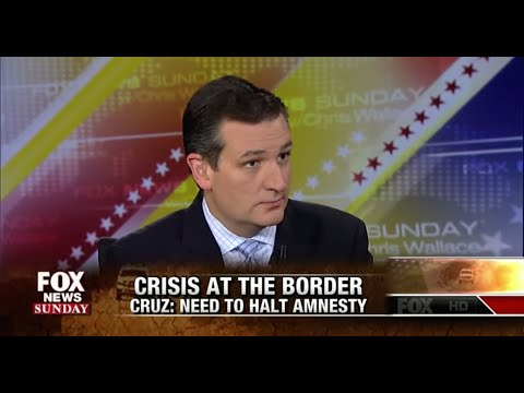 Sen. Ted Cruz on Fox News Sunday