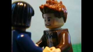 The vampire fate (lego animation)