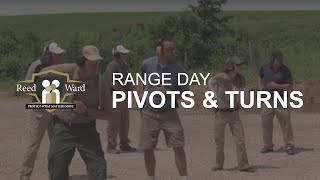 Shooting and Movement Pivots and Turns - Range Day II | CCW Guardian
