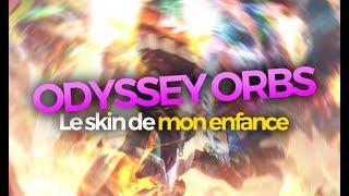 35€ D'ODYSSEY ORBS : JE GAGNE LE SKIN DE MON ENFANCE ???