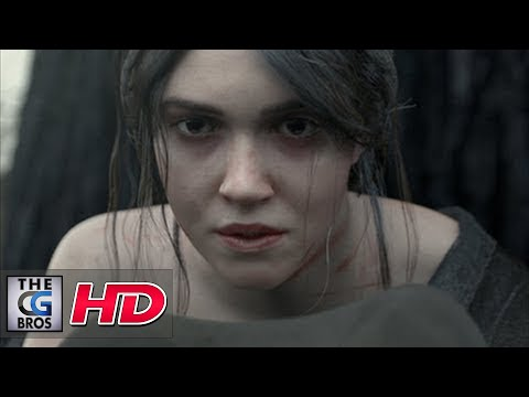 "CGI Animation HD: ""The Witcher 3: Wild Hunt""  Trailer by Platige Image"