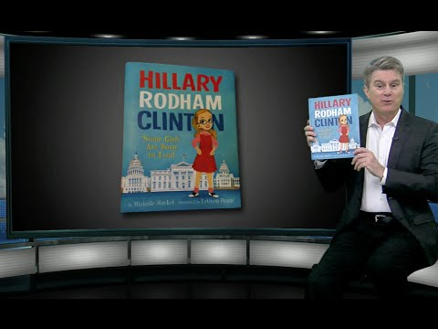 Story Time: Bill Reads a Hillary Clinton Children's Book!