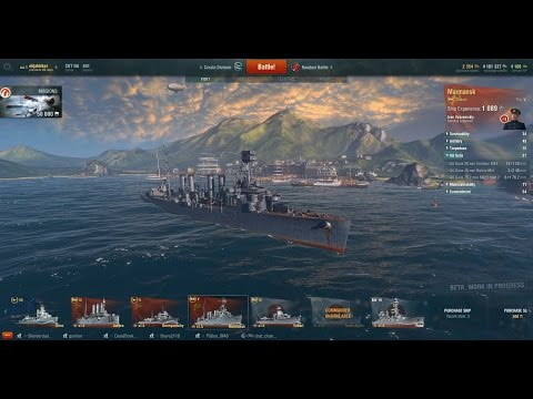 World Of Warships: Murmansk Quick Review