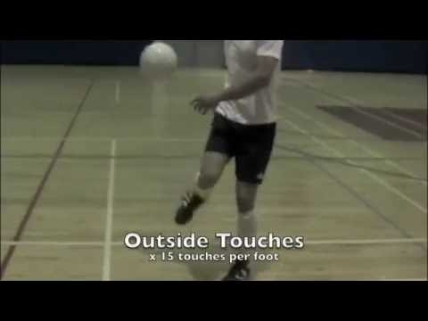 How to Improve Soccer Ball Control: Soccer Training Drills